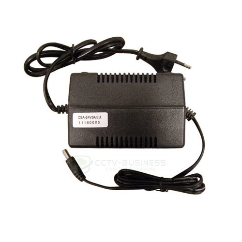 24V adapter voeding cctv
