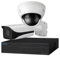 camerasysteem 4K cctv camerabewaking