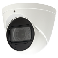 8 megapixel motorzoom dome camera
