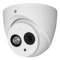 8 megapixel IP dome camera